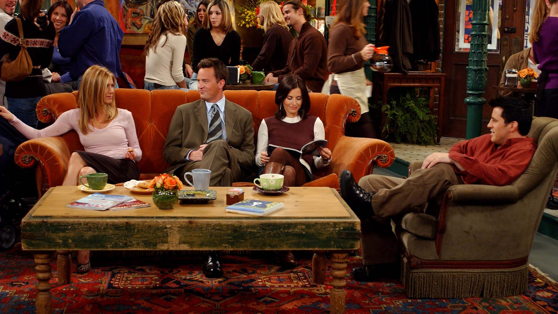 All Ten Seasons of 'Friends' Are Heading to Netflix in Australia from Next Month