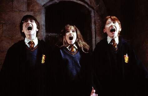 Two-Part Weekend Harry Potter Movie Marathon