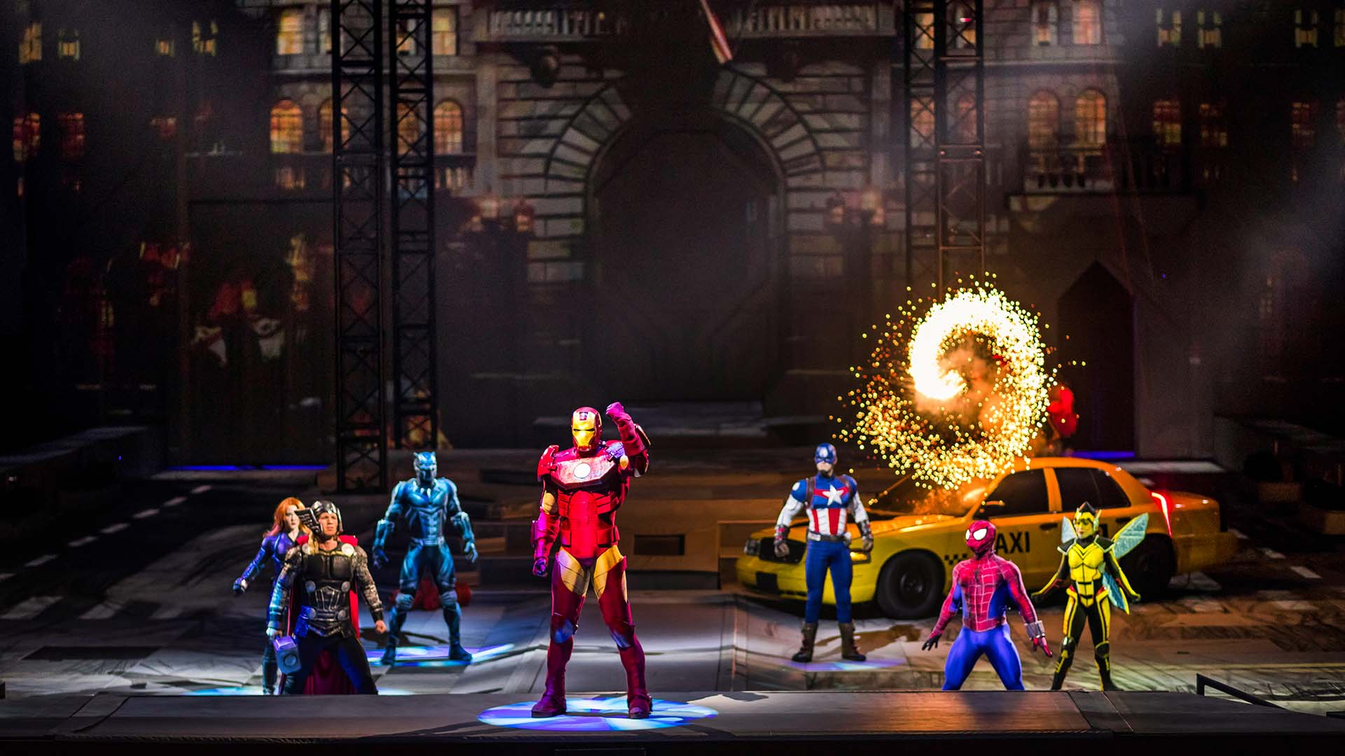 Marvel Is Bringing Its Live Arena Shows to Australia for the First Time