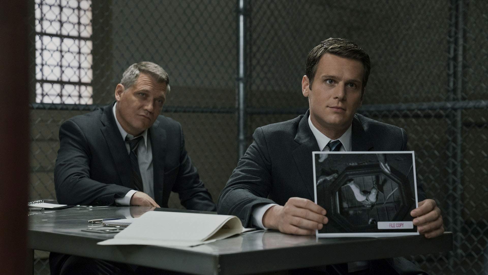 Mindhunter' and Its Creepy True-Crime tv series hbo tv series new tv series comedy netflix and chill tv series