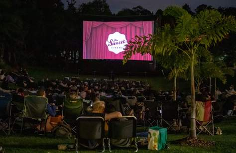 Sunset Cinema Brisbane
