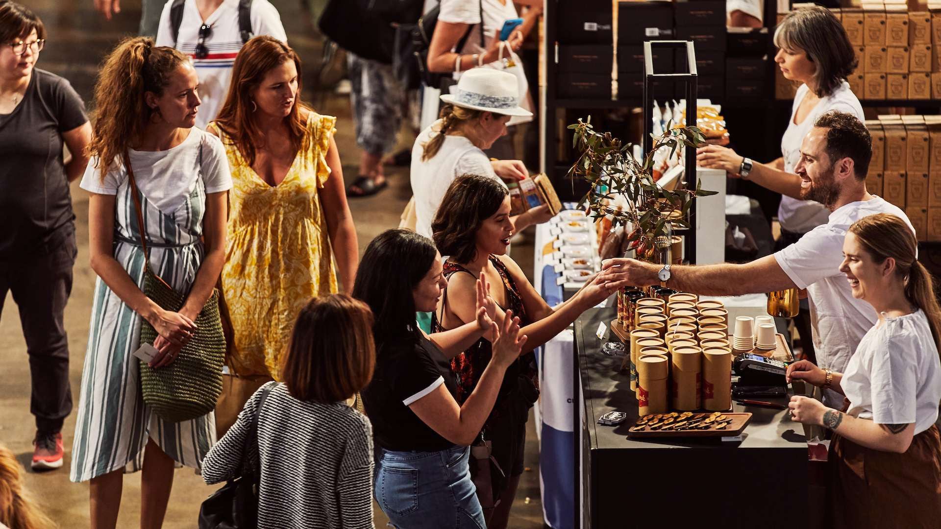 Seven Things to Eat, See, Buy and Do at The Big Design Market in Sydney