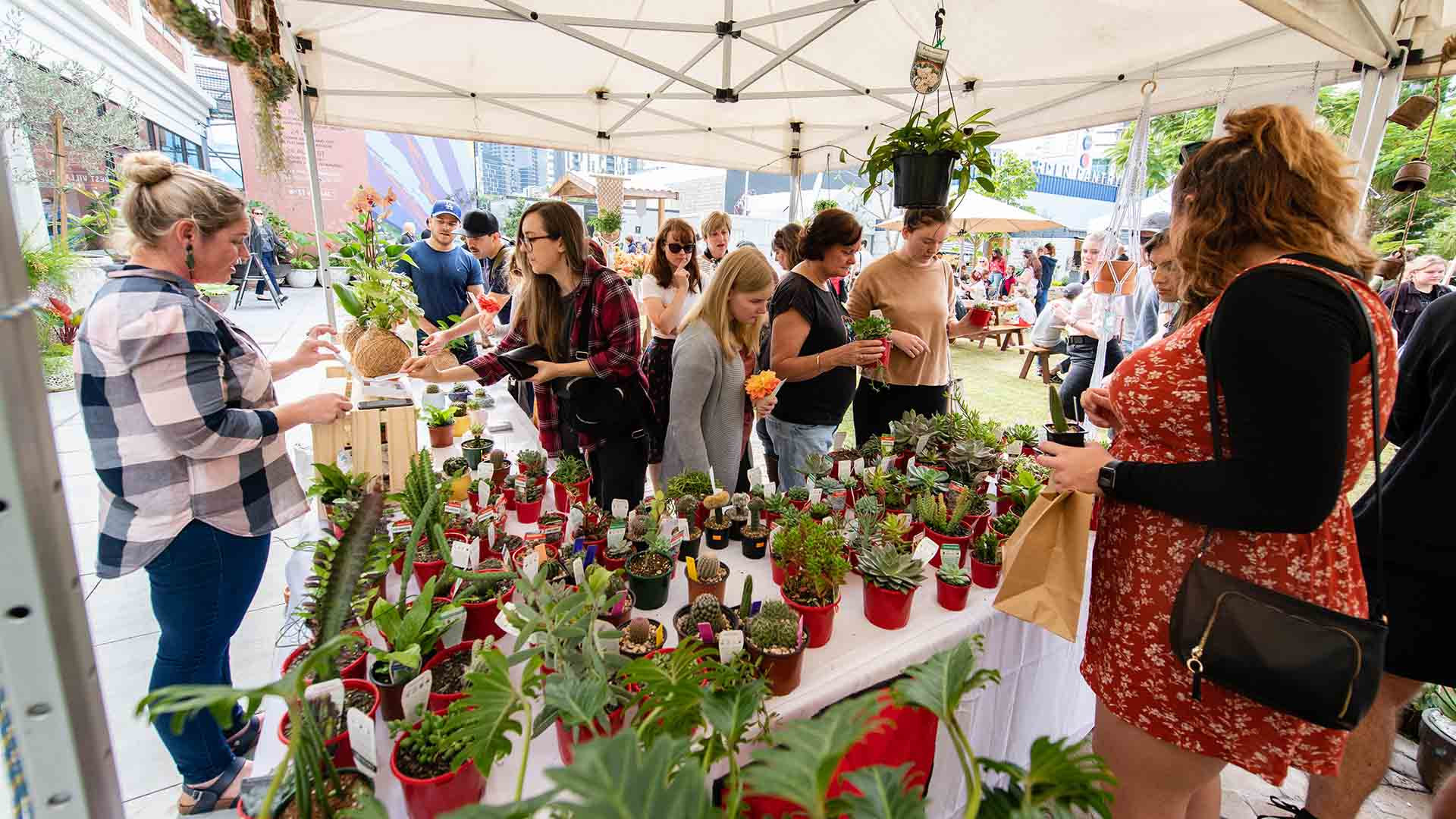The Plant Market — POSTPONED