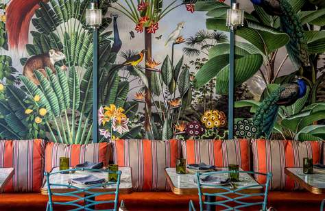Za Za Ta Is Fortitude Valley's New Go-To for Middle Eastern-Inspired Cocktails and Cuisine