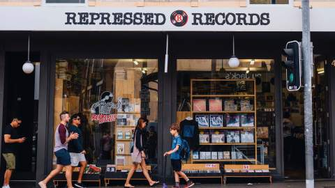 Repressed Records
