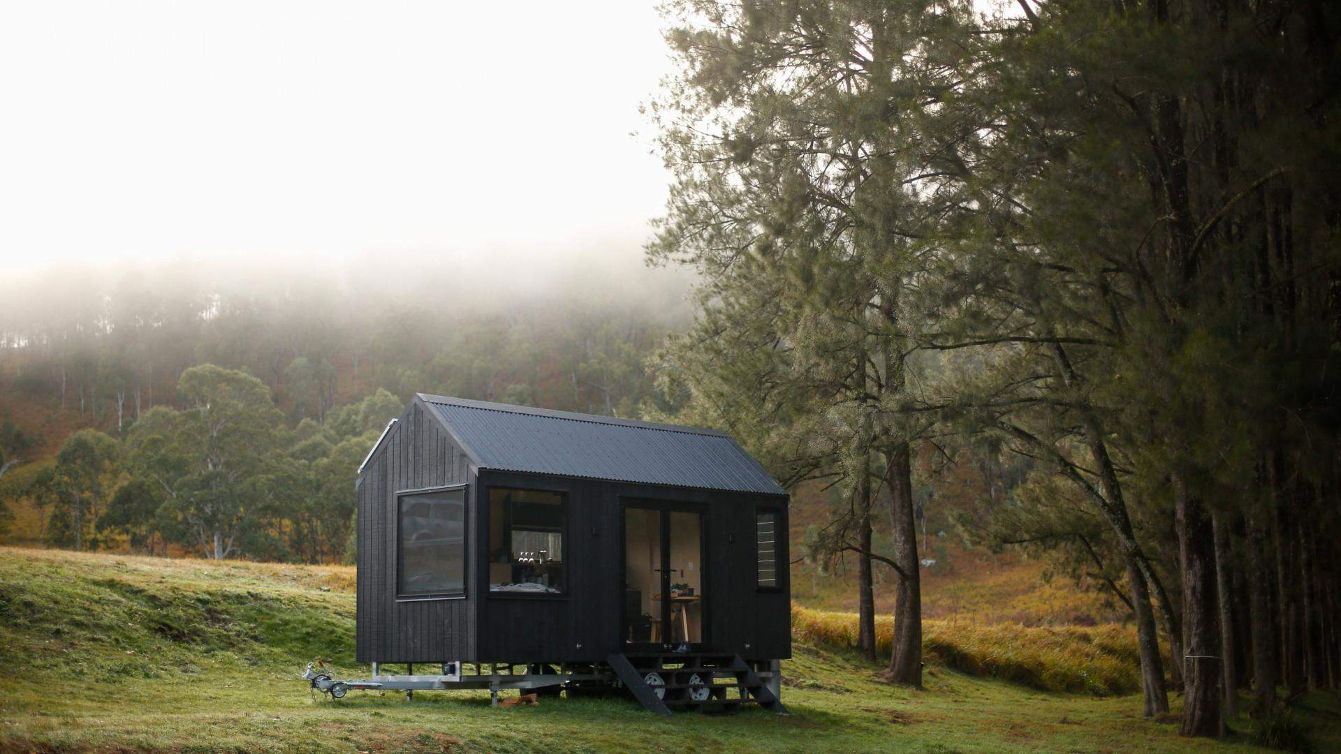You Can Now Book This Tiny Off-Grid Cabin in the Bush for Your Next Spring Getaway