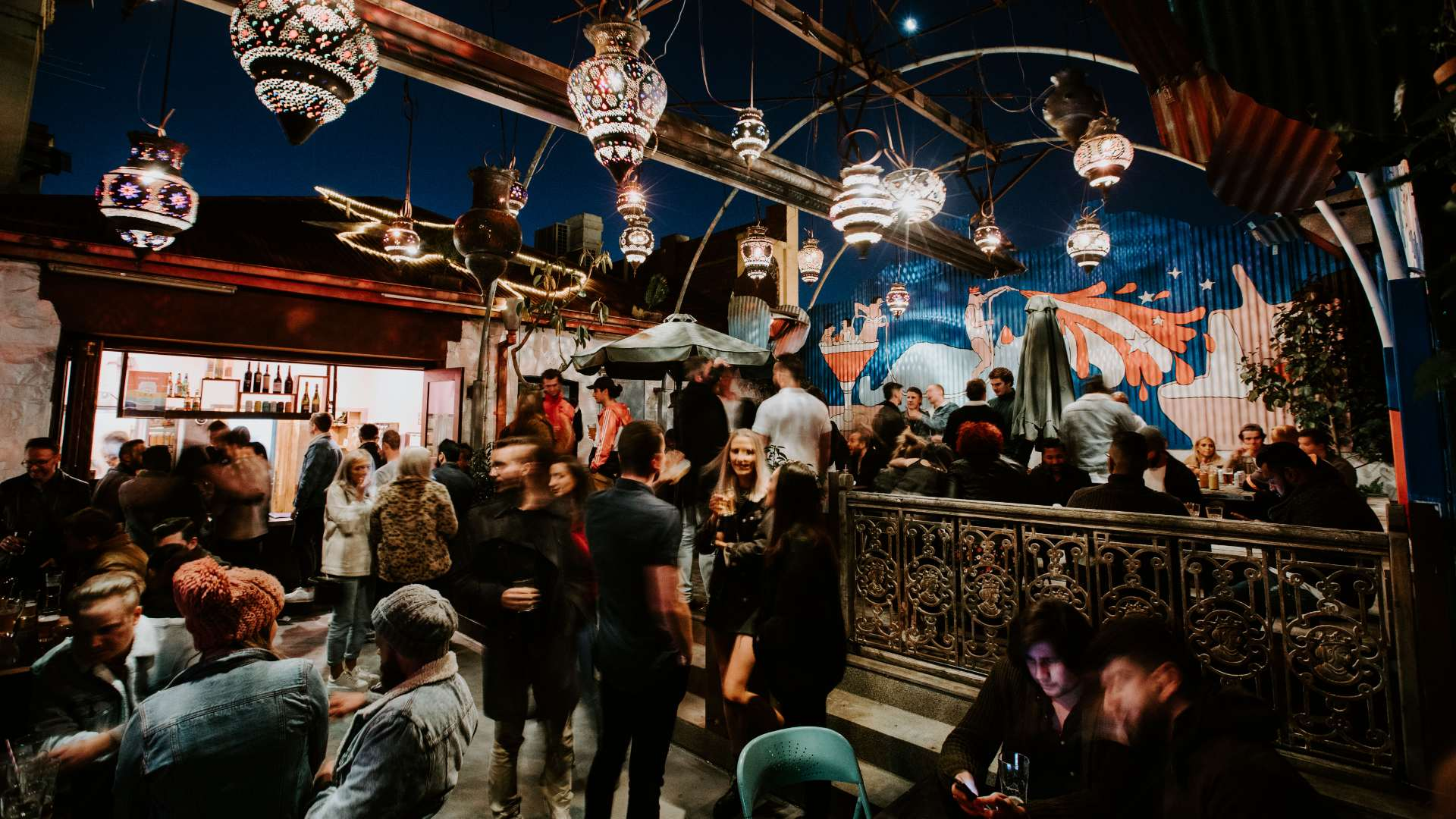 The Best Melbourne Bars for a Weekend Boogie