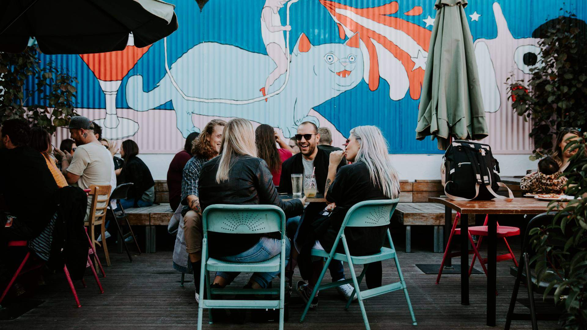 The Best Bars in Melbourne with Beer Gardens and Boozy Courtyards
