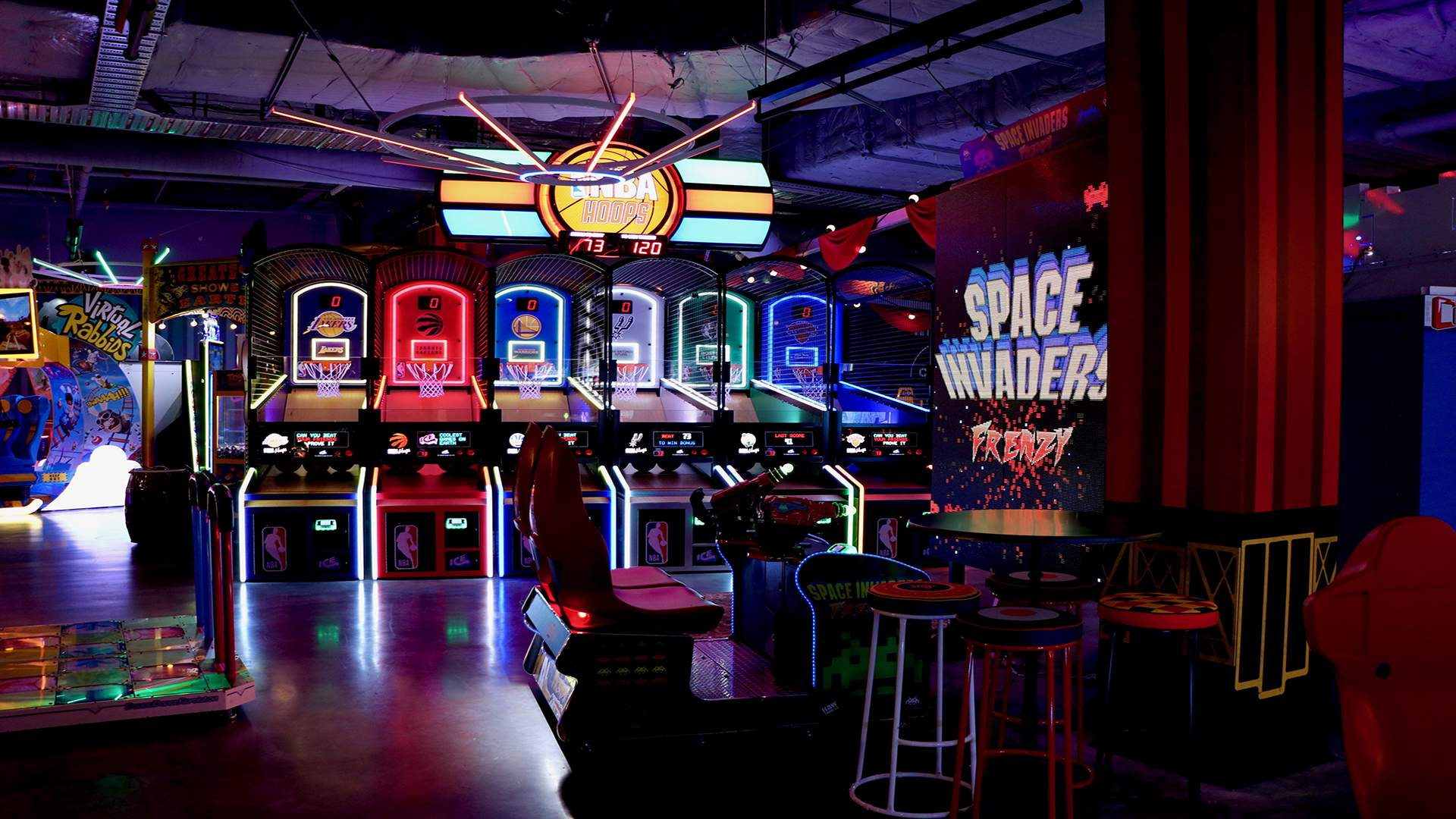 Archie Brothers Is Auckland's New Circus-Themed Arcade Bar for Kidults