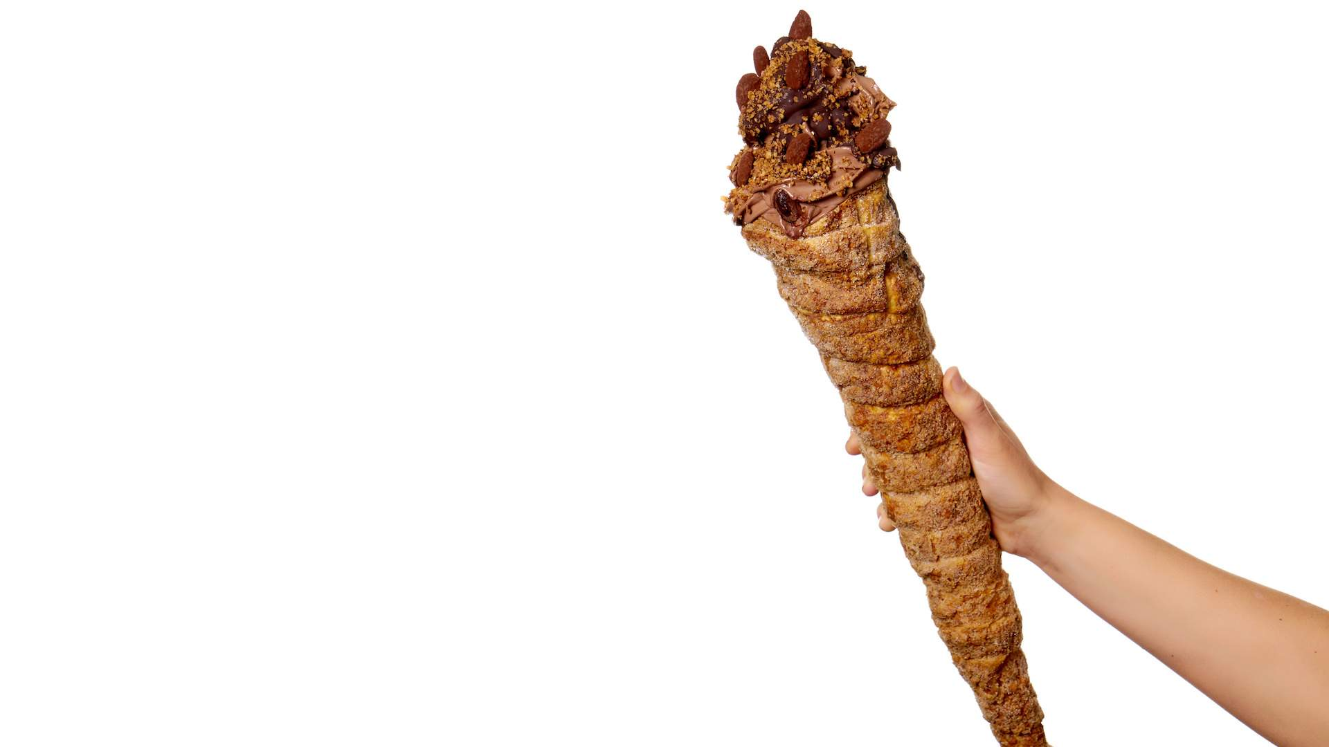 Giapo Is Now Serving a Massive 60-Centimetre-Tall Ice Cream Cone
