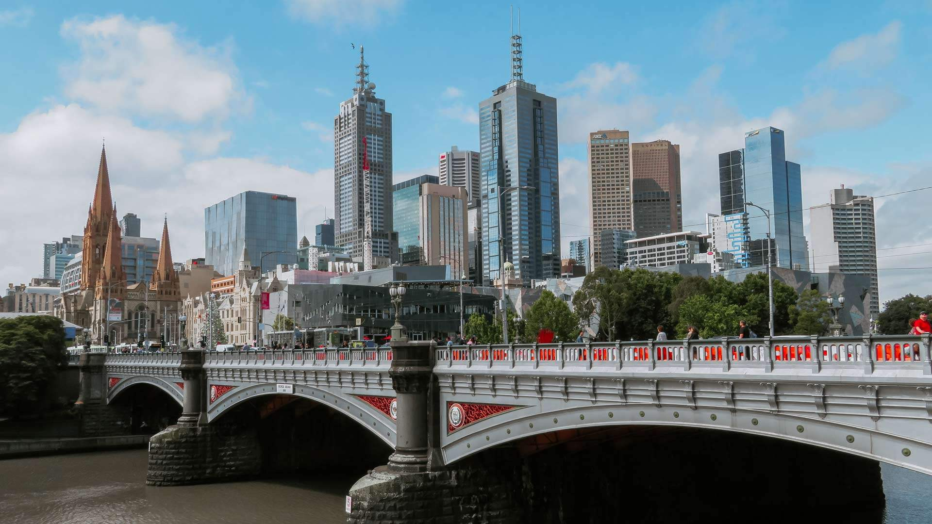 Melbourne Is Set to Swelter Through One Its Hottest November Days Ever Today