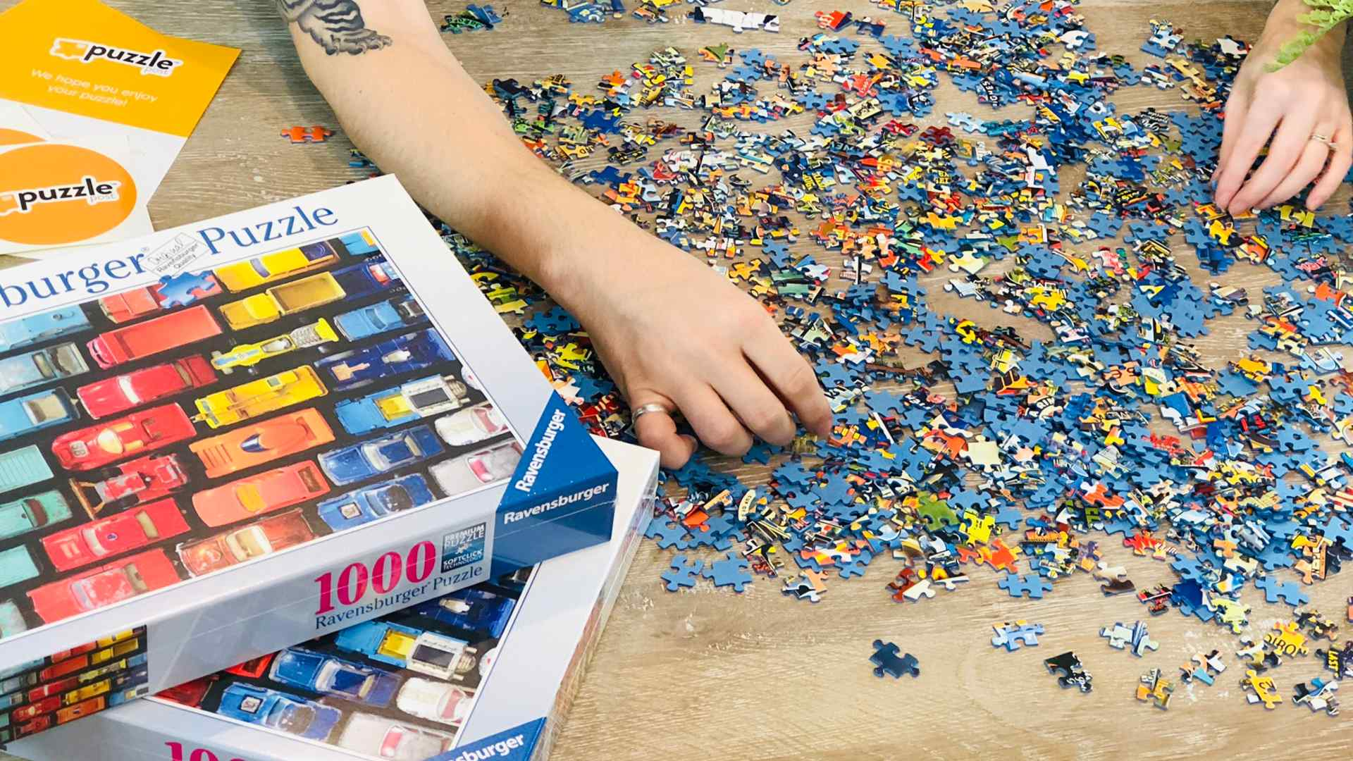 Puzzle Post Is Australia's First Jigsaw Puzzle Subscription Service
