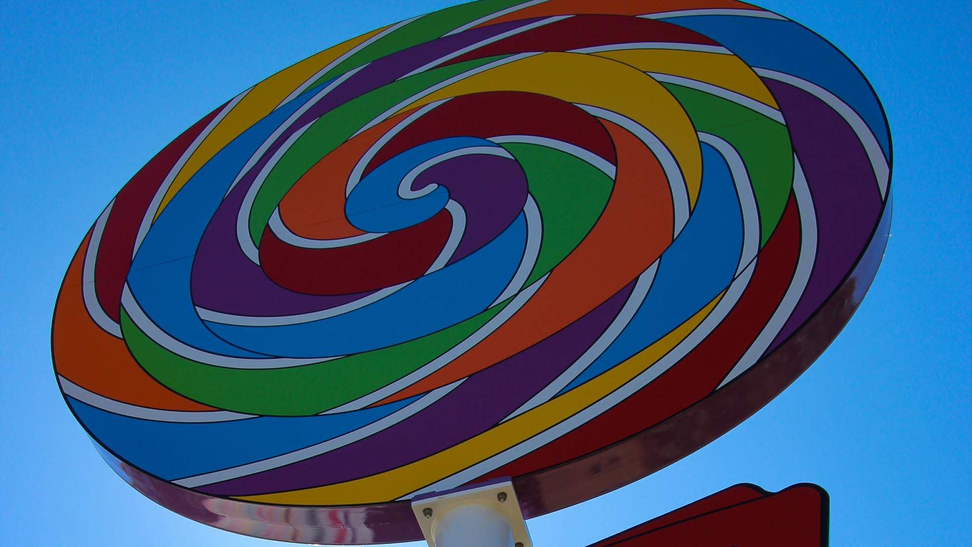 The Big Lollipop Is Australia's Latest Oversized Tourist Attraction