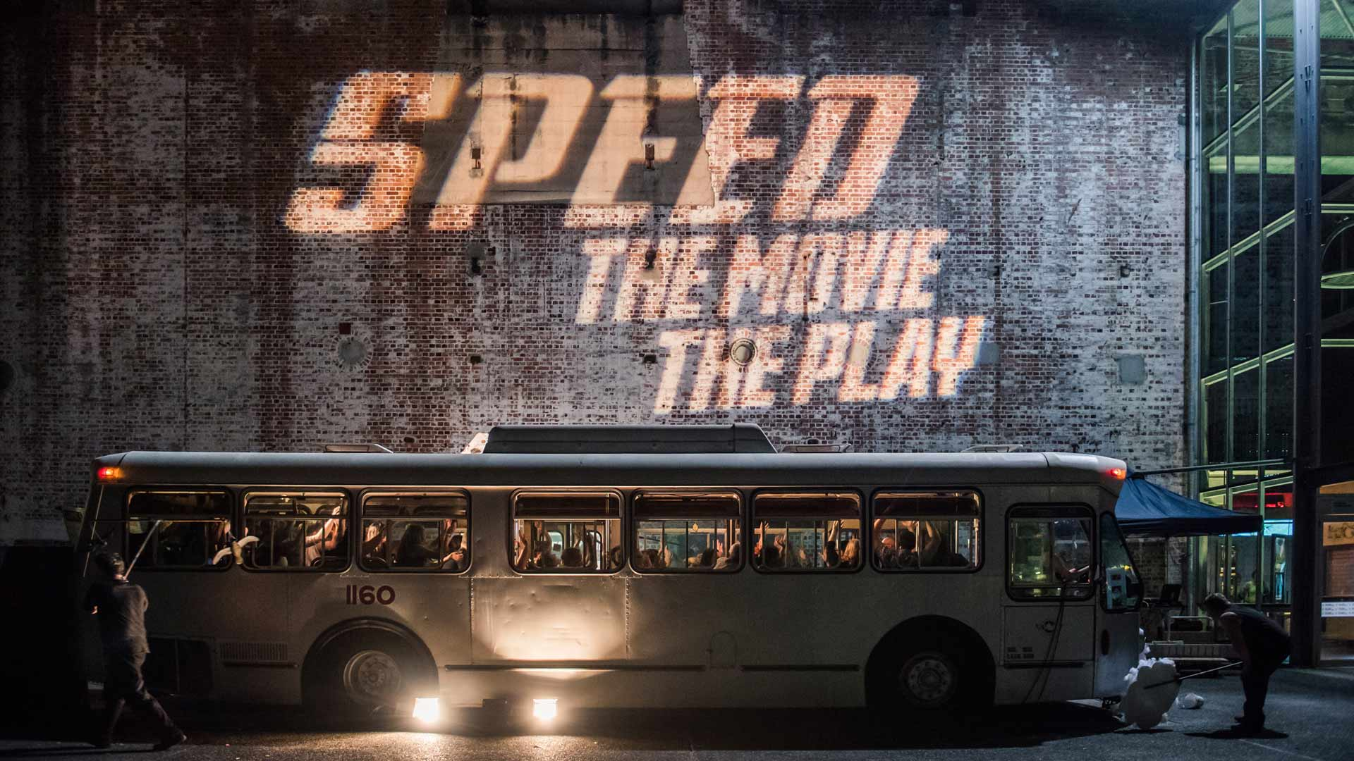 SPEED: THE MOVIE, THE PLAY