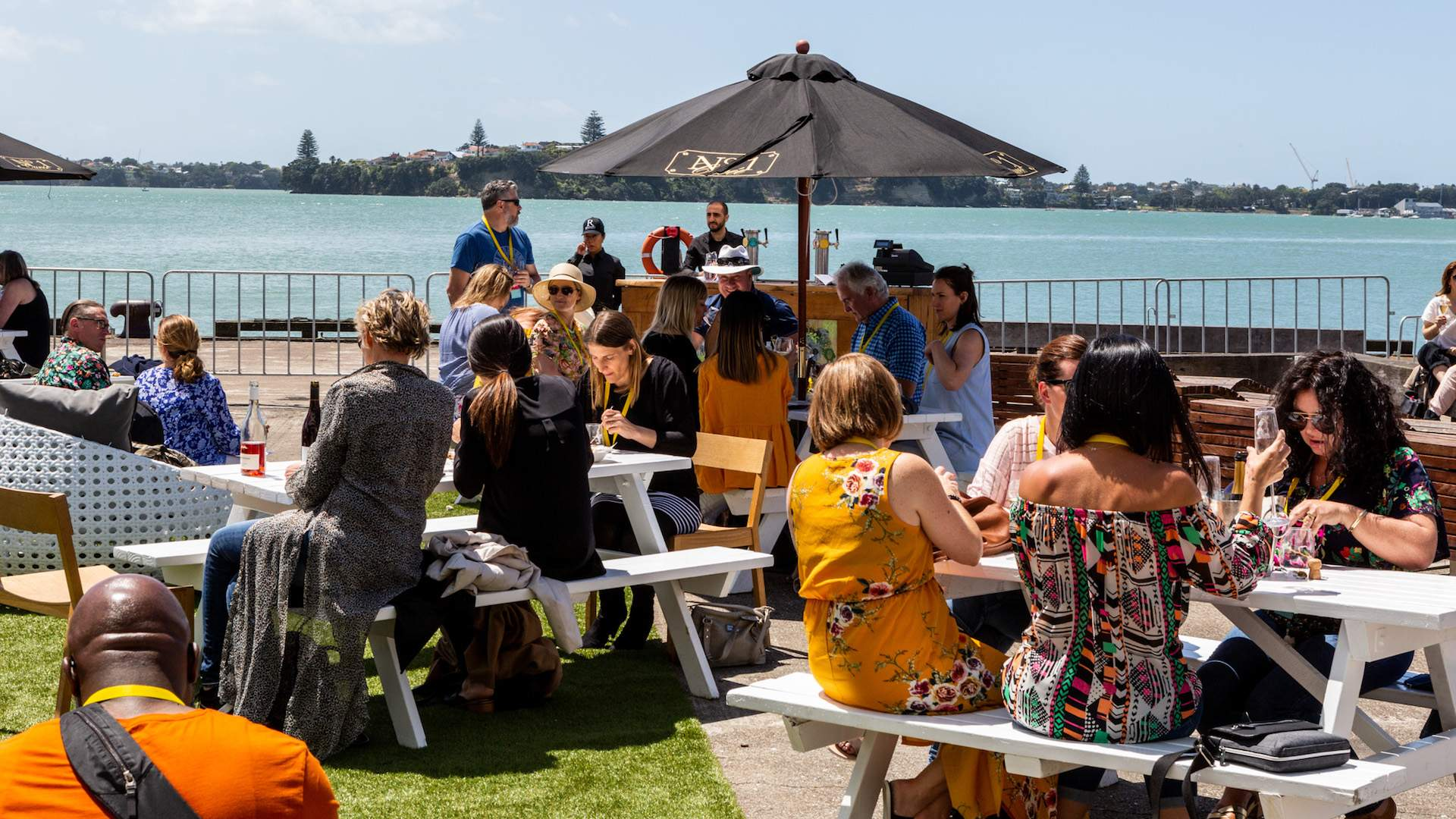 Huge Food Celebration Taste of Auckland Is Heading Back to the Waterfront Next Month