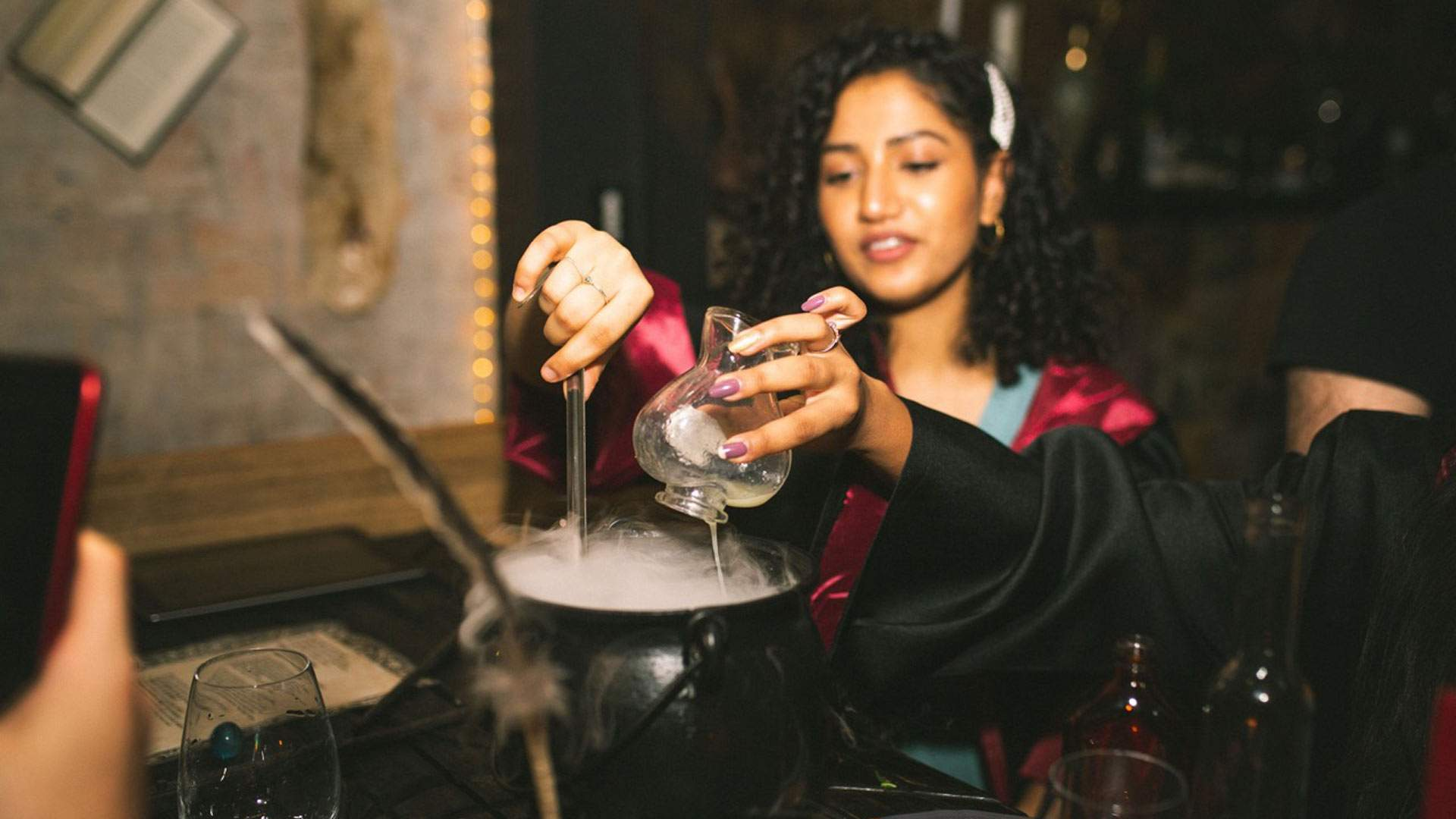 A 'Harry Potter'-Themed 'Potions' Bar Is Popping Up in Auckland