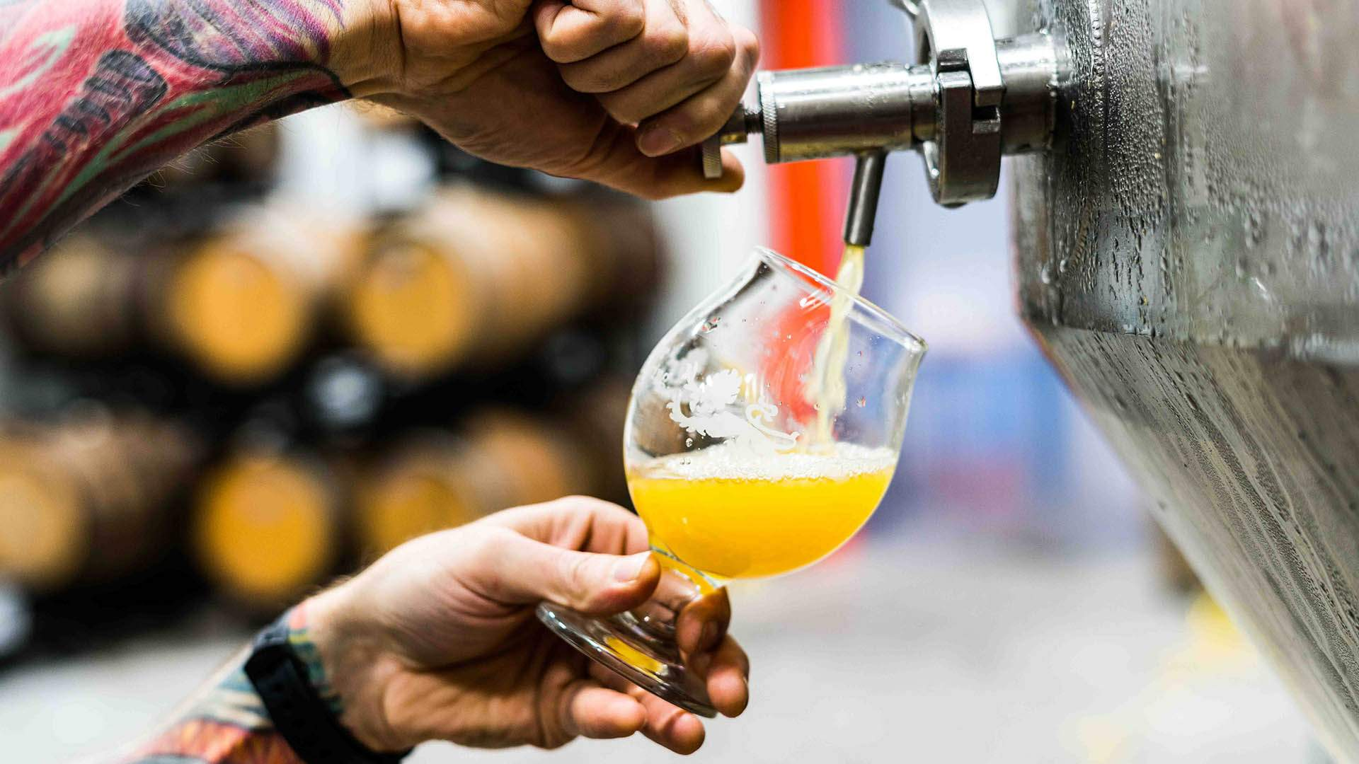 This New Website Lets You Purchase Craft Beer Based on Freshness