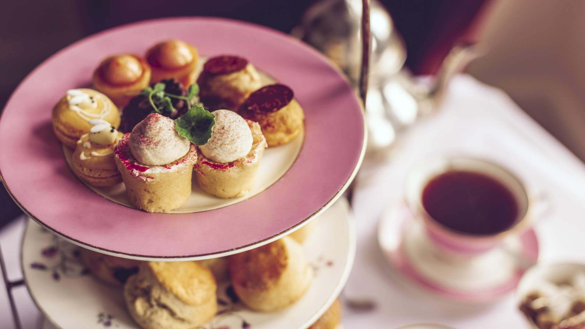 Gin Lovers High Tea