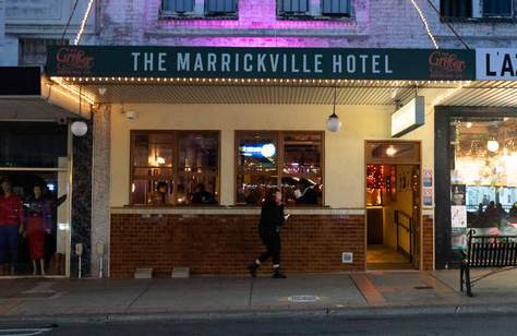 The Marrickville Hotel Is the Fun Inner West Pub from the Team Behind Arcadia Liquors