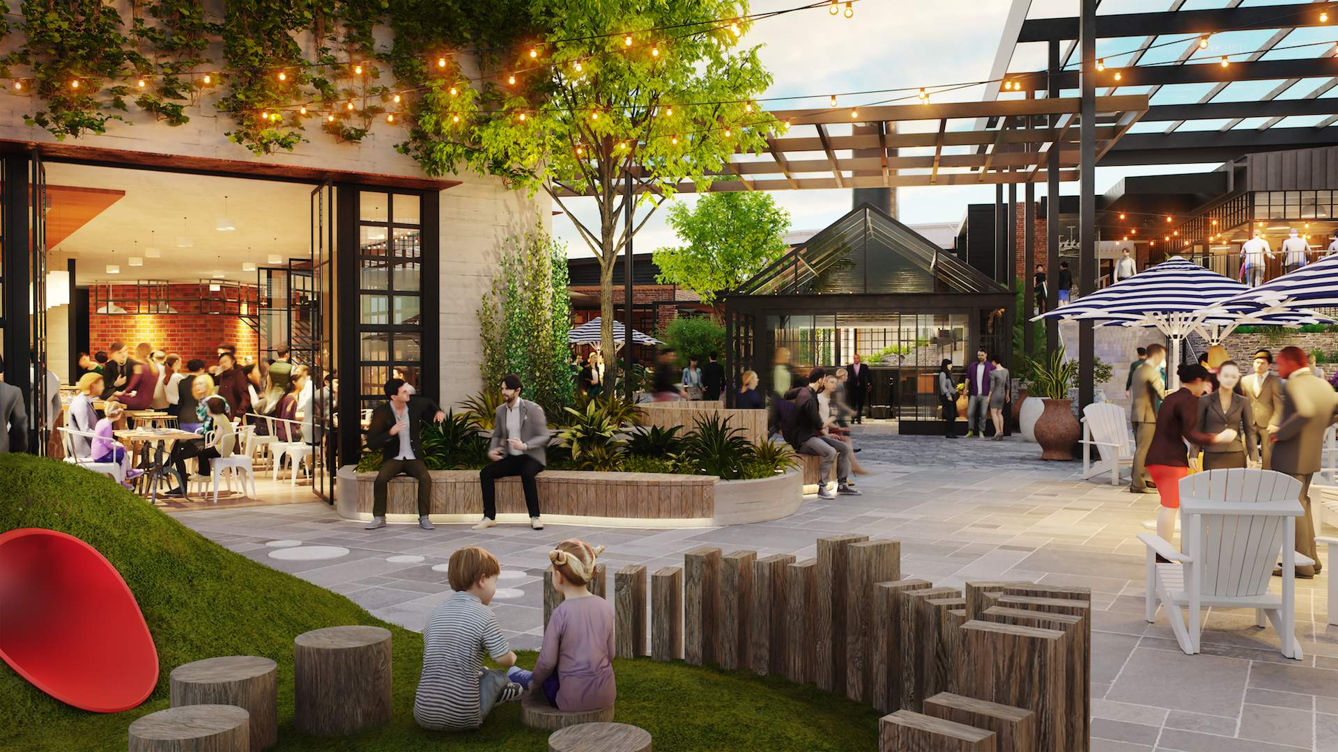 Newmarket's Rooftop Dining and Entertainment Precinct Is Set to Open in October