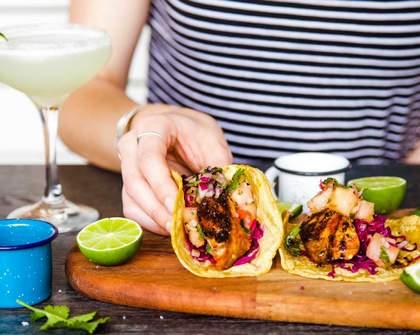Bottomless Margaritas and Al Pastor Tacos Weekend Brunch