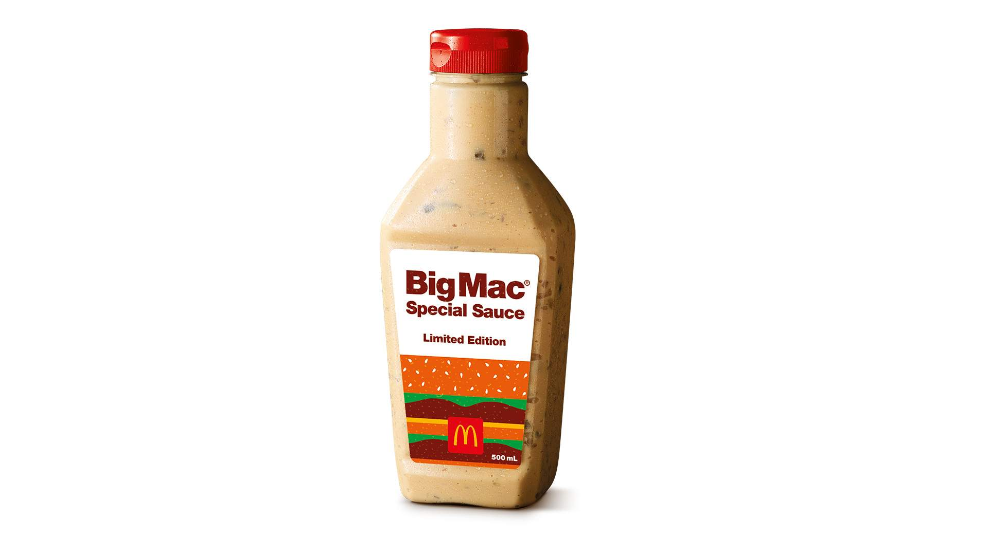 McDonald's Is Selling More Than 144,000 Bottles of Big Mac Special Sauce