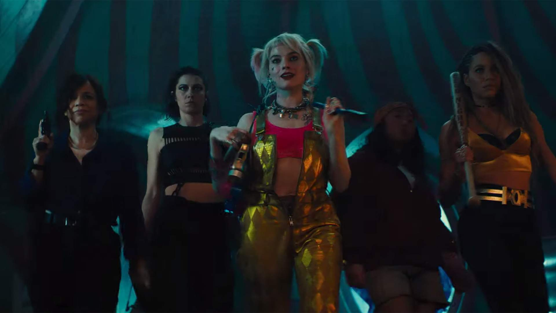 Margot Robbie Returns as Harley Quinn in the Trailer for Her Own 'Suicide Squad' Spin-Off