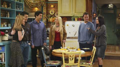 The Cast of 'Friends' Is Heading Back to Your TV Screen for a Reunion Special