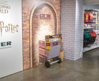Australia's Biggest Harry Potter Store Has Opened in Melbourne