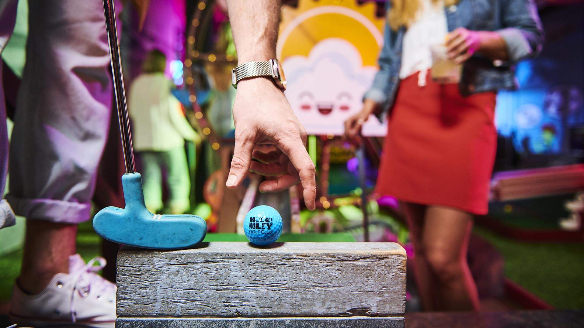 Holey Moley Is Opening Its Second Brisbane Mini-Golf Bar in the CBD