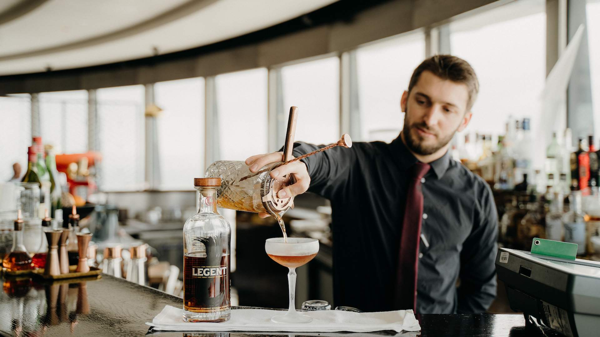 A Spring Recipe for The Sugar Club's Classic and Reserved Legent Manhattan