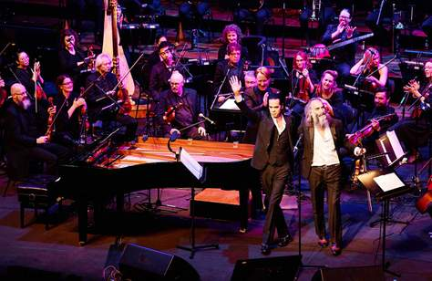 Film Music: Nick Cave and Warren Ellis