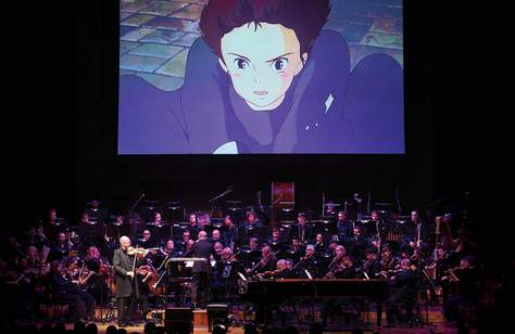 Music from the Studio Ghibli Films of Hayao Miyazaki