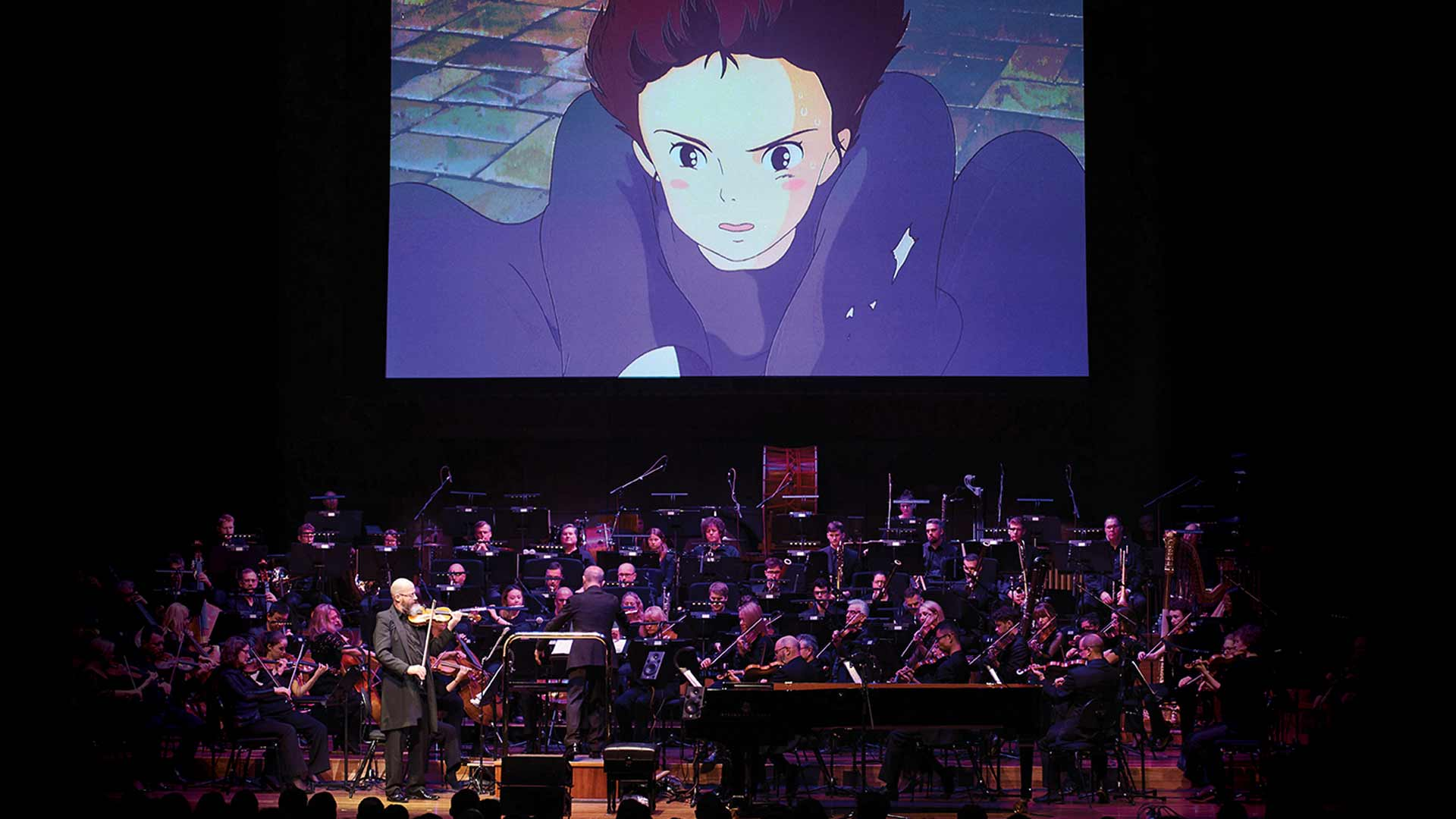 Music from the Studio Ghibli Films of Hayao Miyazaki 2020