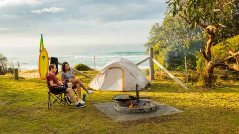 The Best Spots for Beach Camping in NSW