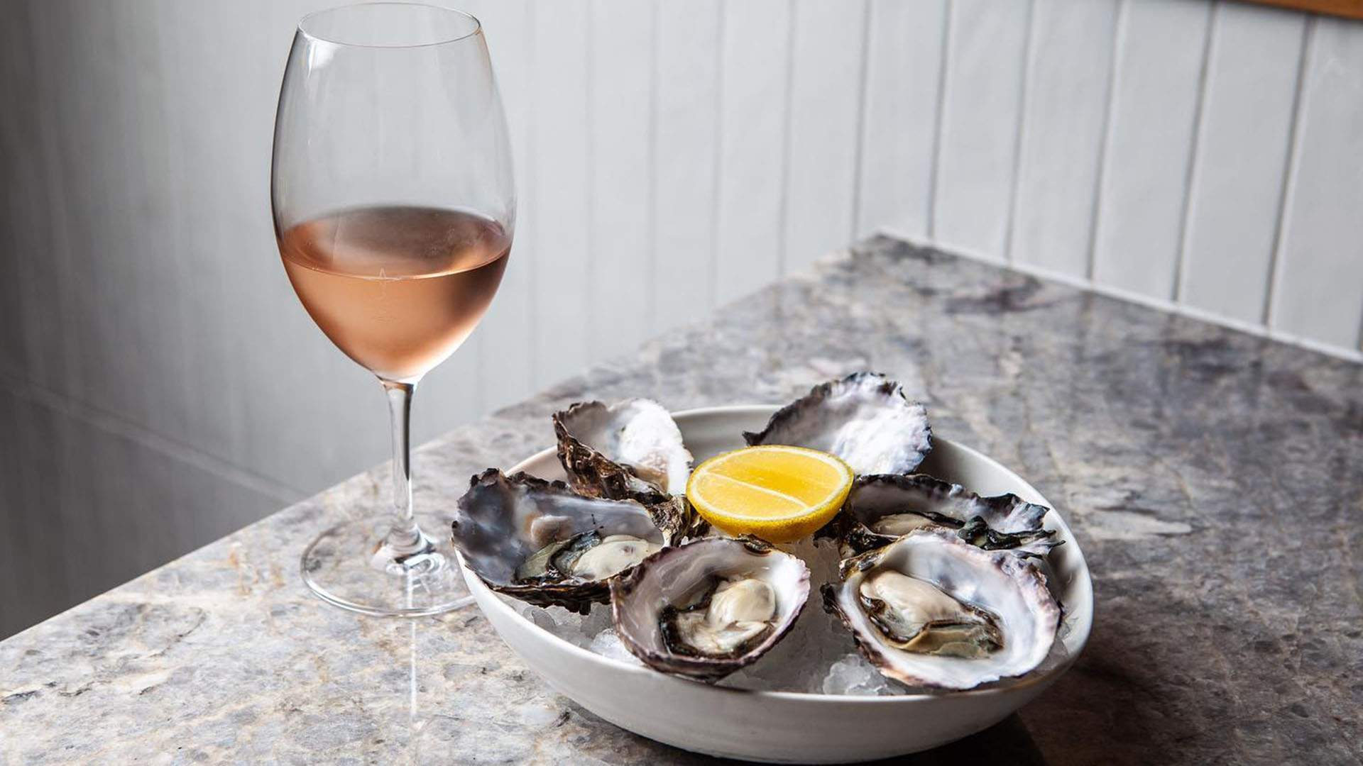 $1.50 Oyster Happy Hour