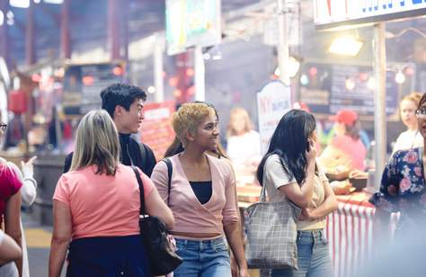The Summer Night Markets 2019–2020