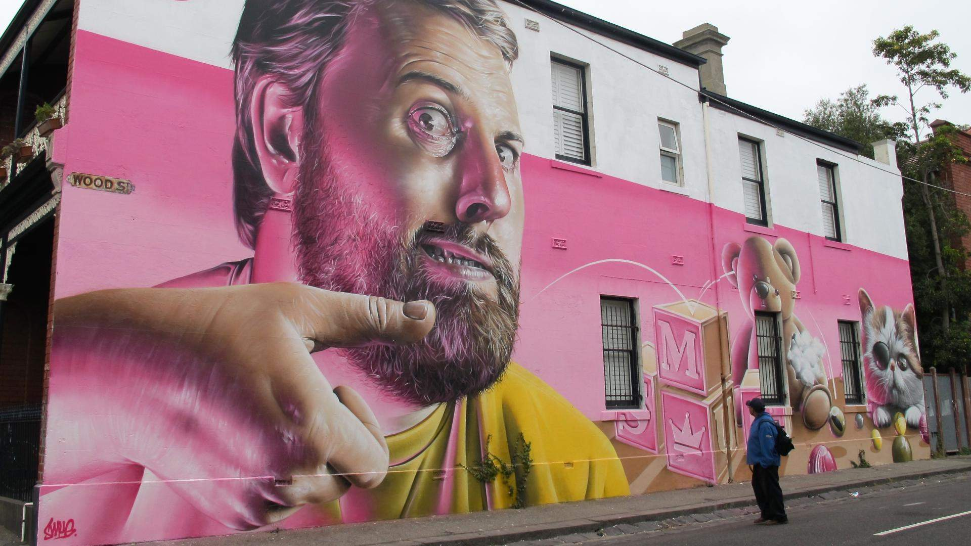 Four Unexpected Places to Find Works by Famous Street Artists in Melbourne