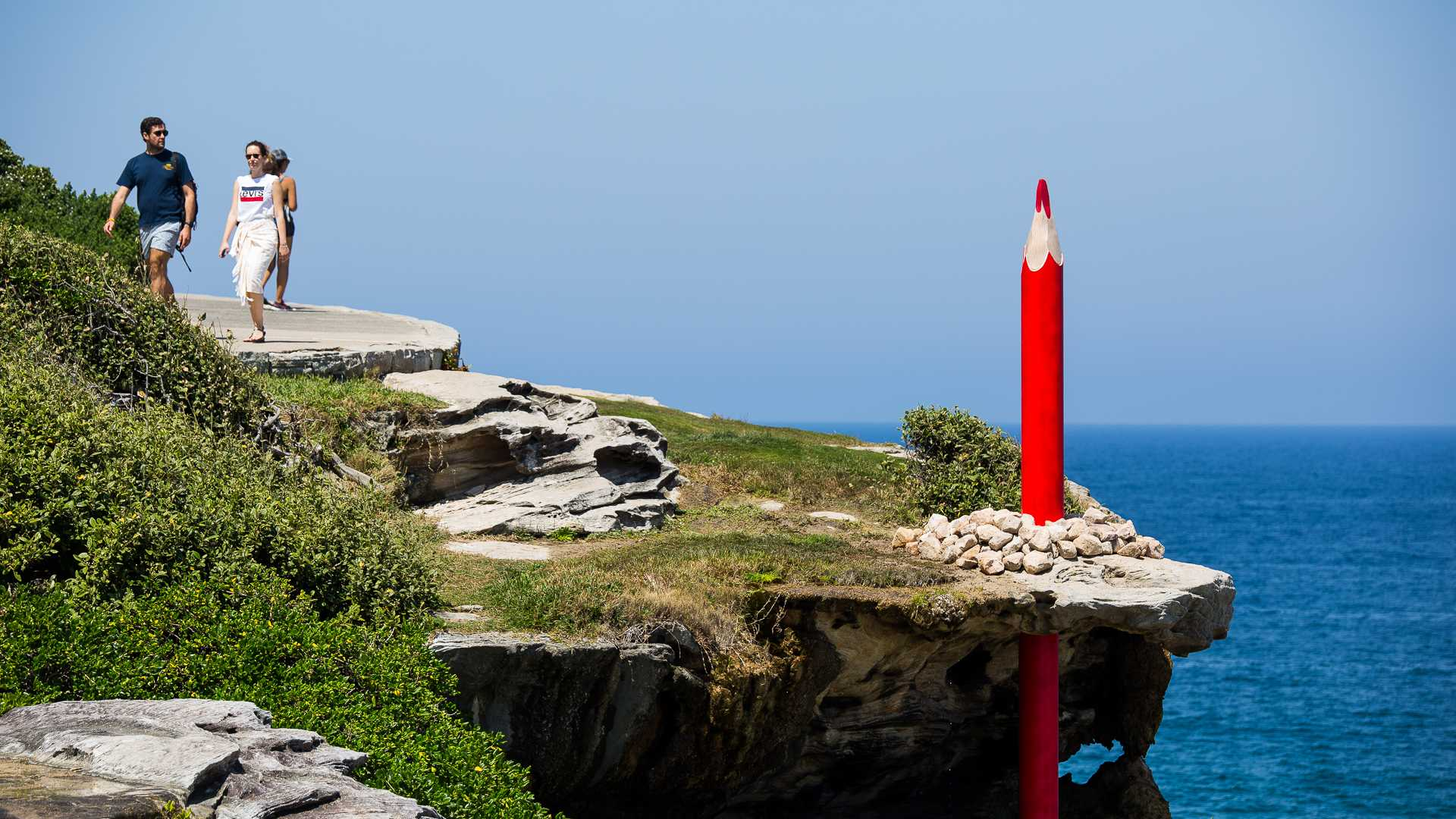 Sculpture by the Sea Has Been Pushed Back Again and Will Now Go Ahead in October