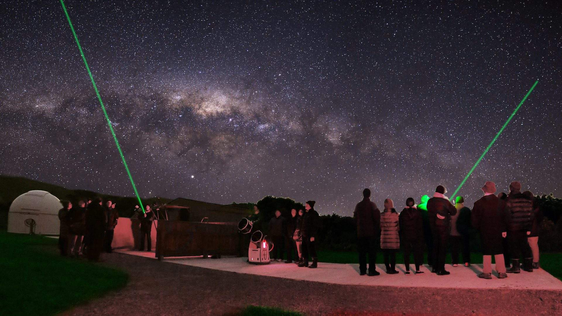 A New Dark Sky Experience Has Opened in Martinborough