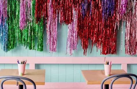 The Tinsel Bar Is South Brisbane's Glittery New Spot with Cordial Cocktails and Fairy Bread