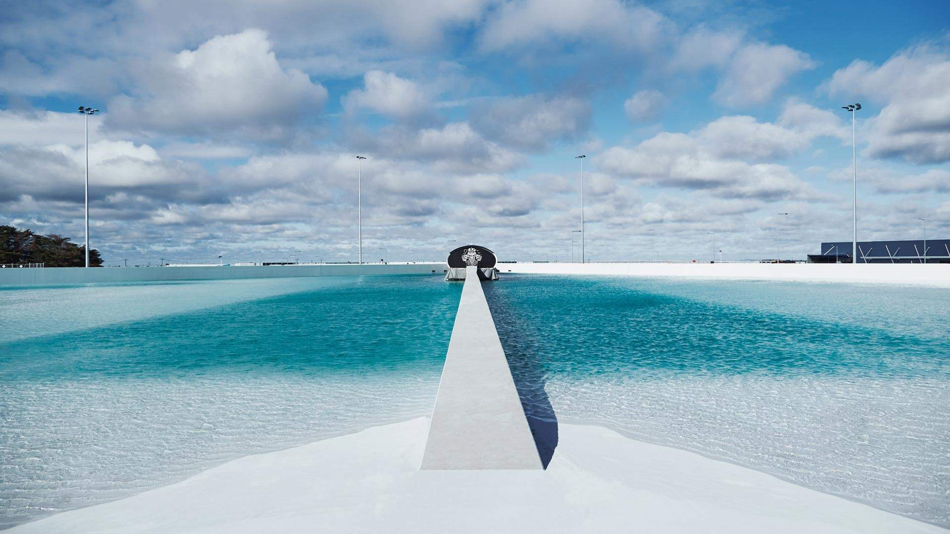 Melbourne's Long-Awaited Surf Park Urbnsurf Is Finally Filled with Water