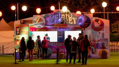 Gelato Messina Has Unveiled Its Extravagant Auckland Night Noodle Markets Menu