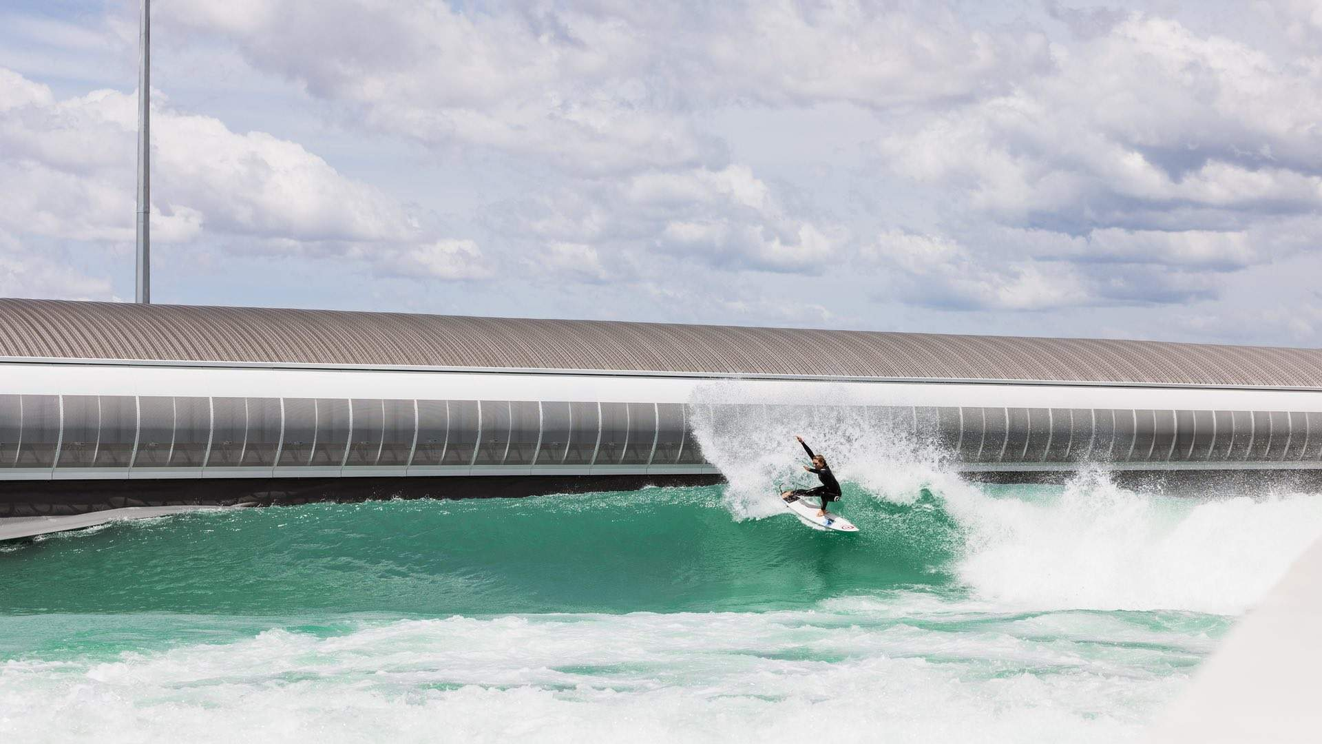 Melbourne's Surf Park Urbnsurf Will Start Pumping Out Waves Once Again This Week