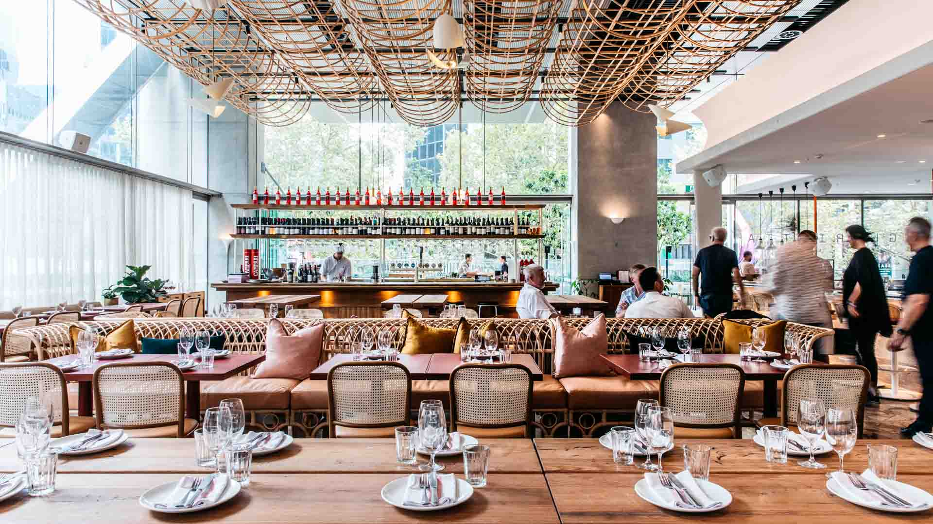 Glorietta Is North Sydney's New Italian Eatery with a Sunny Courtyard and Lots of Burrata