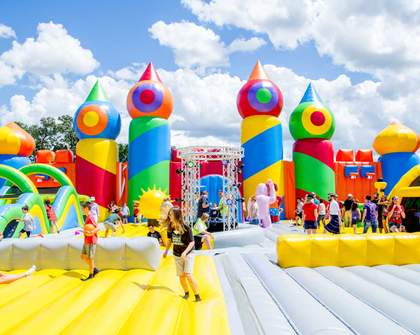 The World's Largest Inflatable Theme Park for Adults Is Coming to Australia