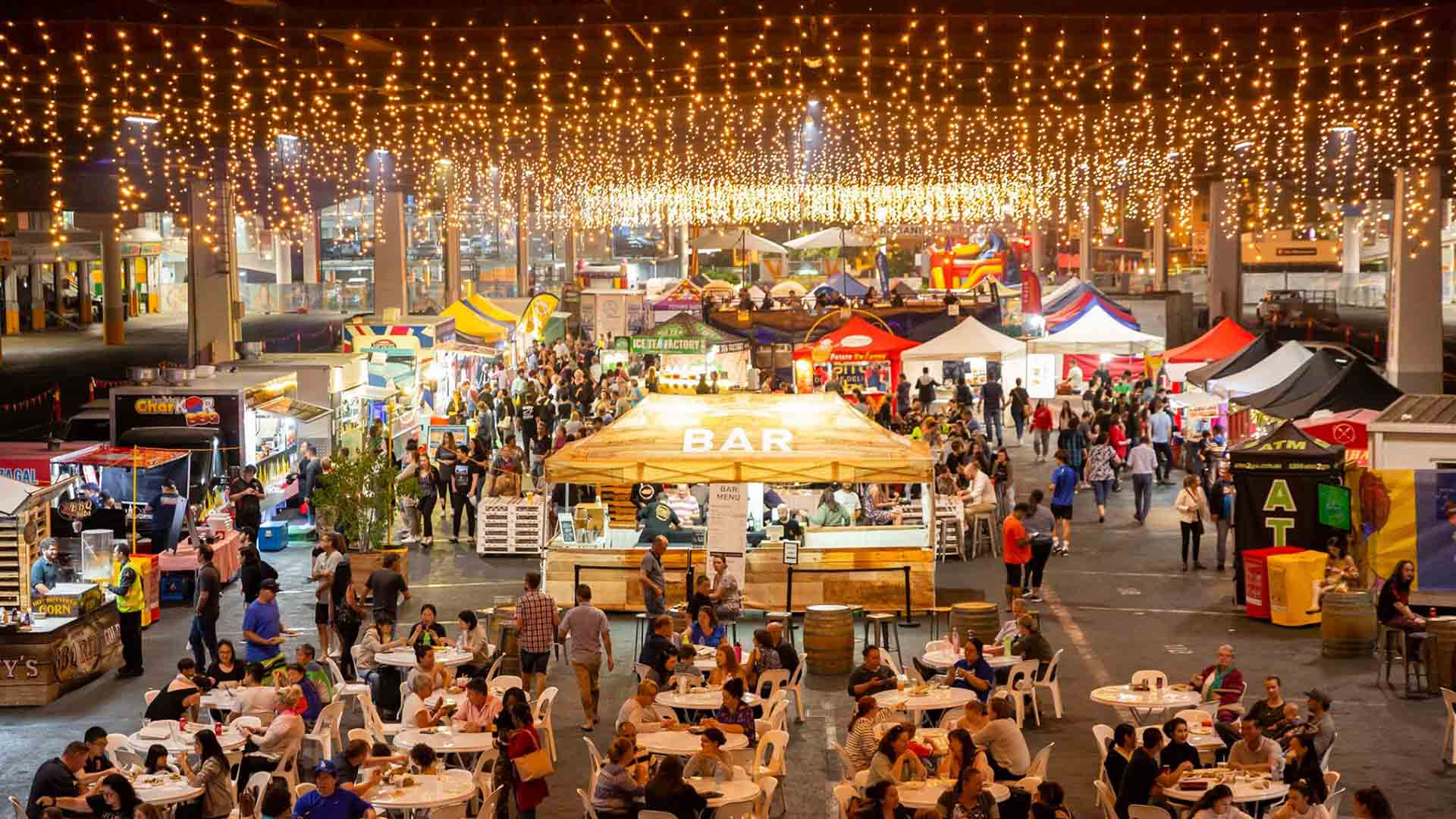 The Best 2019 Christmas Markets in Brisbane for Presents, Produce and Festive Feels
