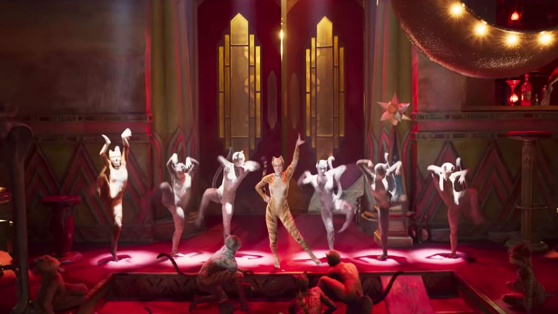 Another Slightly Terrifying (but Highly Entertaining) 'Cats' Trailer Has Just Dropped