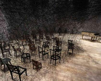 GOMA Will Become a Maze of Red and Black Wool for Its Huge Chiharu Shiota Exhibition in 2020