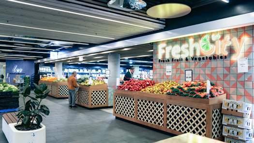 Fresh City Fruit & Vegetables